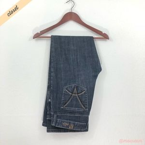 [Kut from the Kluth] Dark Wash Bootcut Jeans
